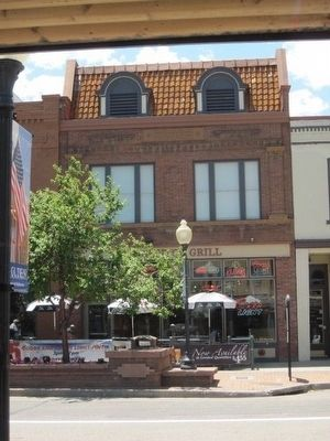 Old Capitol Grill - Former Territorial Capitol of Colorado image. Click for full size.