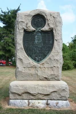 Greene's - Third Brigade Marker image. Click for full size.