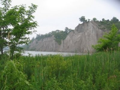 Scarborough Bluffs image. Click for full size.