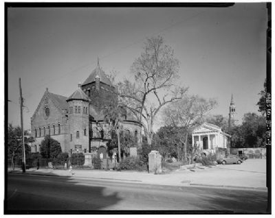 The First Presbyterian Church of Charleston image. Click for full size.