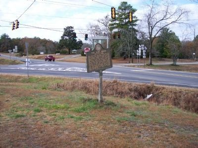The Wire Road Marker image. Click for full size.