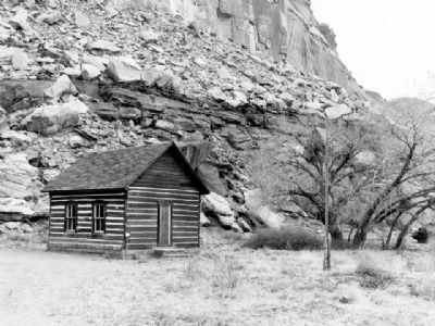Fruita Schoolhouse image. Click for full size.