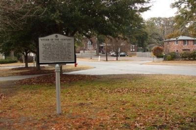 """Storm of the Century"" Marker, at Royall Avenue and Bank Street image. Click for full size."