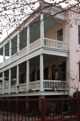 Pollitzer House south side porches image. Click for full size.