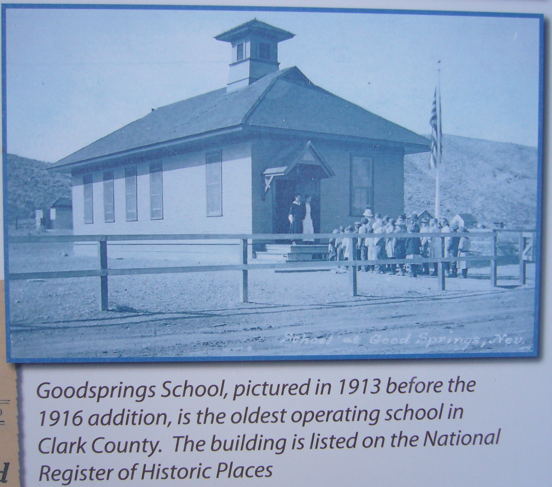 Photo of school on Good