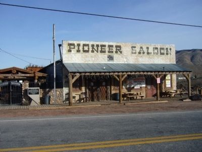 The Pioneer Saloon image. Click for full size.