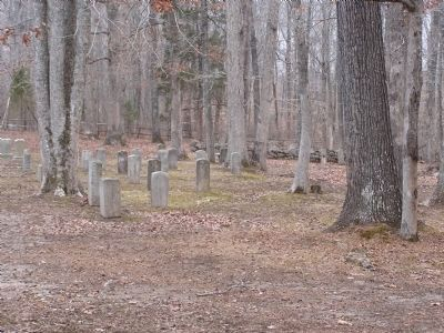 Old Mulkey Church Cemetery image. Click for full size.
