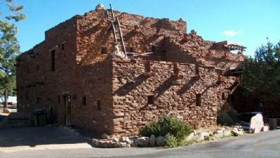 Hopi House image. Click for full size.