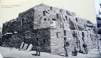 Photo of Hopi House on Marker image. Click for full size.