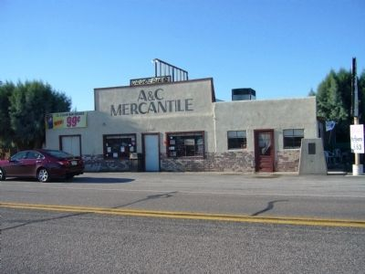 A & C Mercantile Company image. Click for full size.