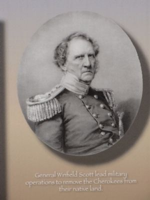 General Winfield Scott image. Click for full size.