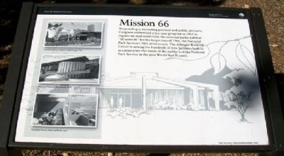 Mission 66 Marker image. Click for full size.