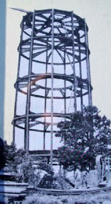 Photo on The Watchtower Marker image. Click for full size.