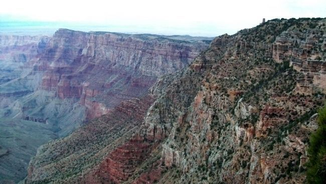 View of Grand Canyon from Navajo Point image. Click for full size.