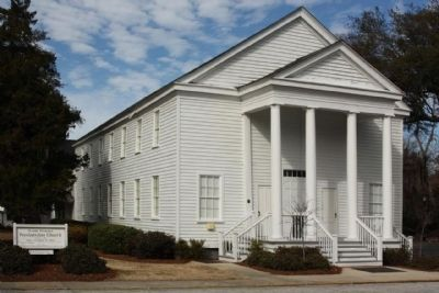 Mount Pleasant Presbyterian Church , image. Click for full size.