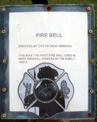 Fire Bell Marker image. Click for full size.