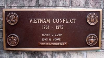 Vietnam Conflict, 1961 - 1975 image. Click for full size.