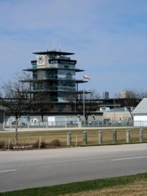 Indianapolis Motor Speedway image. Click for full size.