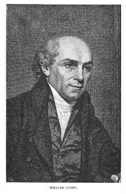 William Carey<br>1761&#8211;1834 image. Click for full size.