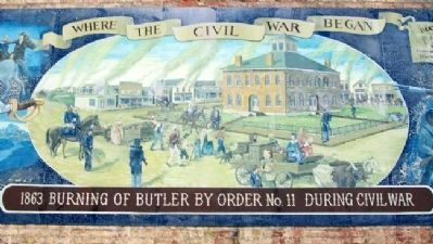 General Order No. 11 Mural image. Click for full size.