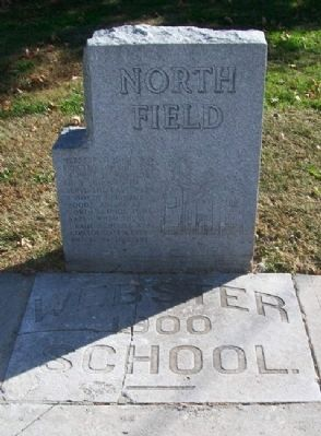 North Field Marker image. Click for full size.