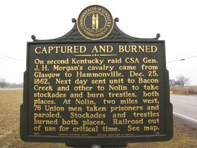 Captured and Burned Marker image. Click for full size.