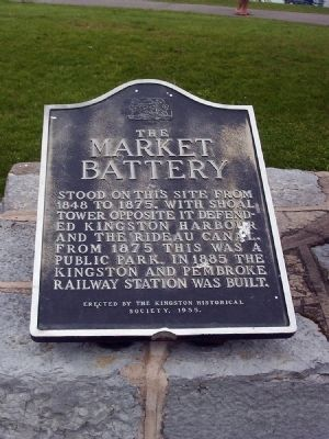 The Market Battery Marker image. Click for full size.