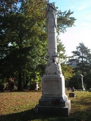 David Glasgow Farragut Grave image. Click for full size.