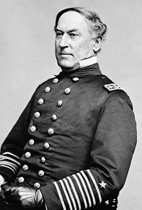 David Glasgow Farragut image. Click for full size.