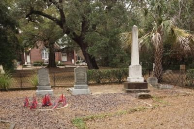 Confederate Cemetery / Memorial Marker image. Click for full size.