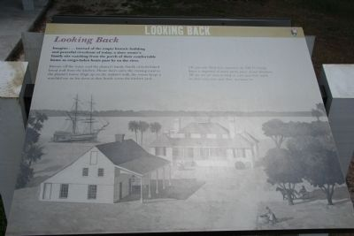 Looking Back Marker image. Click for full size.