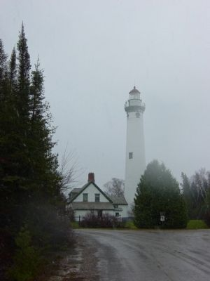 Presque Isle Light Station image. Click for full size.