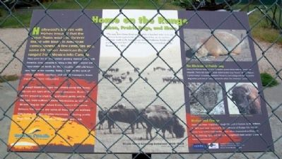 Home on the Range Marker image. Click for full size.