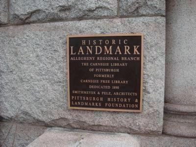 Historic Landmark image. Click for full size.
