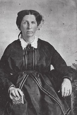Ann Durant Britton Chandler<br>1835-1904<br>Mother of Benjamin Britton Chandler image. Click for full size.