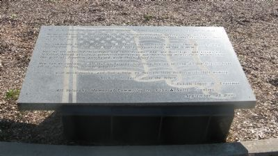 Yuba County Veterans Memorial Marker image. Click for full size.