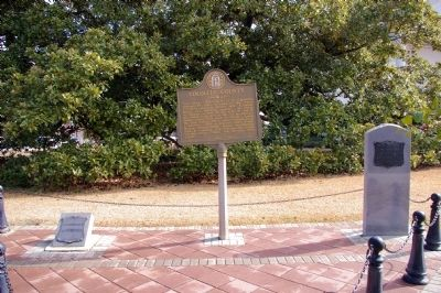Colquitt County Marker image. Click for full size.