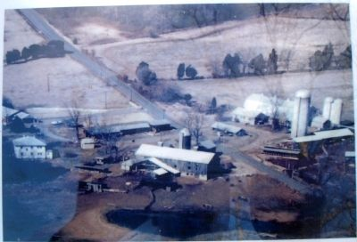 Close-up of Clover Hill Farm photo image. Click for full size.