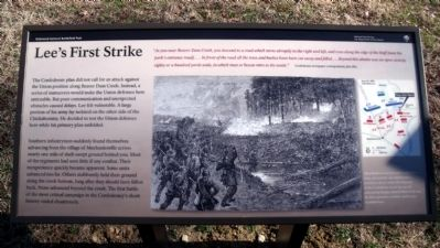 Lee's First Strike Marker image. Click for full size.