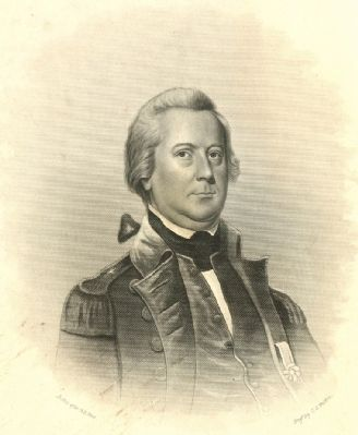 Brig. Gen. William Irvine - 1784 image. Click for full size.