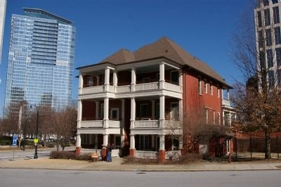 Margaret Mitchell House image. Click for full size.