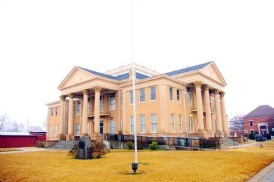 Ben Hill County Courthouse image. Click for full size.