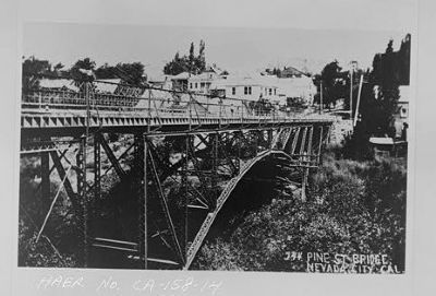 Gault Bridge image. Click for full size.