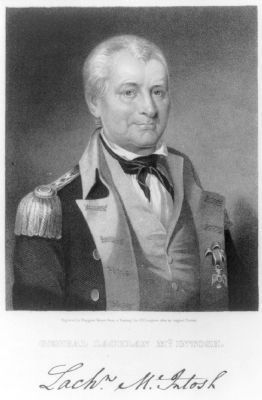 General Lachlan McIntosh, 1725-1806 image. Click for full size.