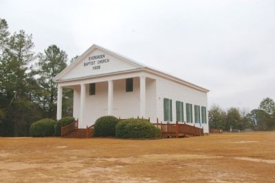 Evergreen Baptist Church image. Click for full size.