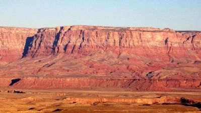 Land Formation South of Glen Canyon Dam image. Click for full size.