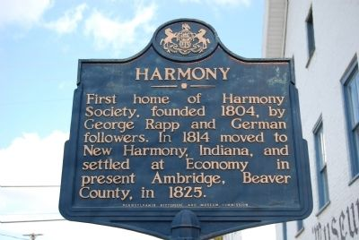 Harmony Marker image. Click for full size.