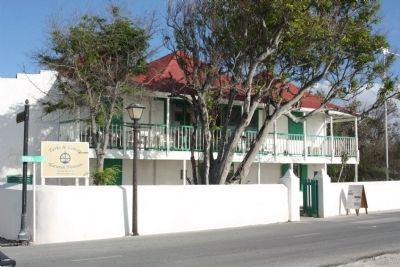 Turks and Caicos Museum, as mentioned image. Click for full size.