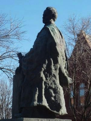 Edward Miner Gallaudet Statue image. Click for full size.