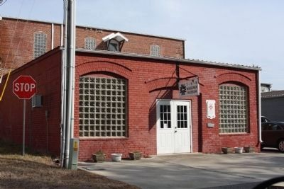 Wagener Museum , seen today at 12 Short Street image. Click for full size.